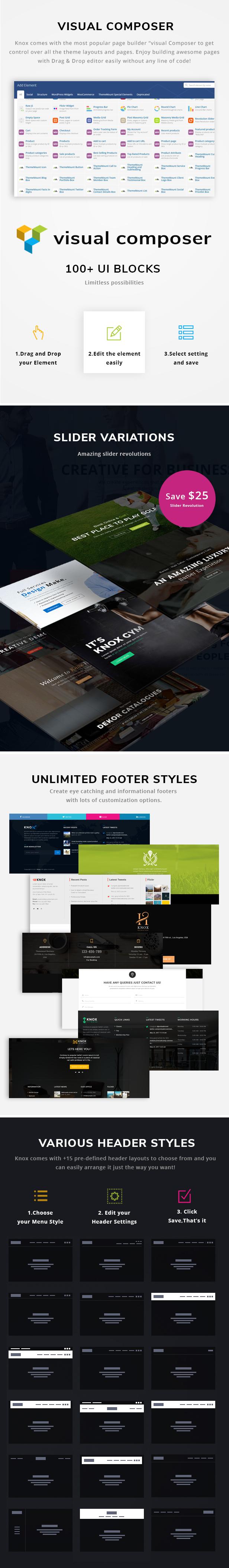 Knox WordPress Theme
